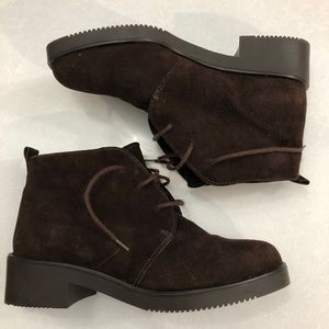 Hush Puppies booties new condition
